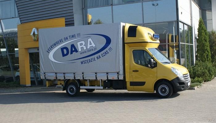 """alt=""""Ekspresowy transport międzynarodowy DARA - Master 4"""""""